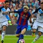 Прогноз на матч Депортиво – Барселона, футбол, 12 марта 2017