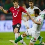 Немецкая Бундеслига 1 – 25 тур: Боруссия М – Ганновер 96